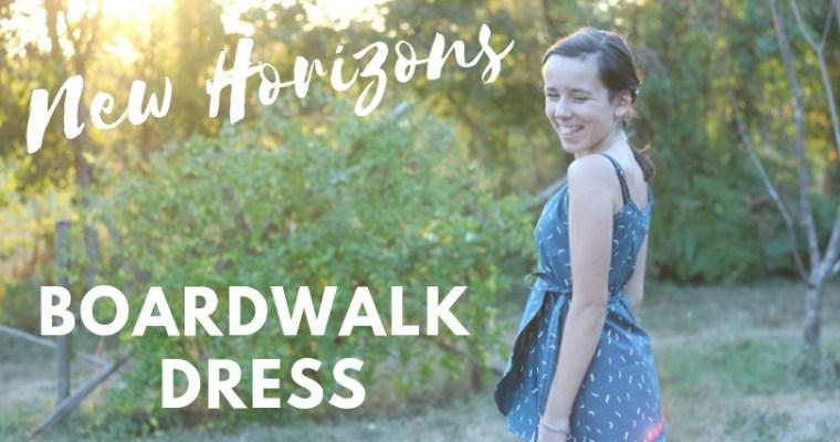 {Test} La tunique Boardwalk (New Horizons)