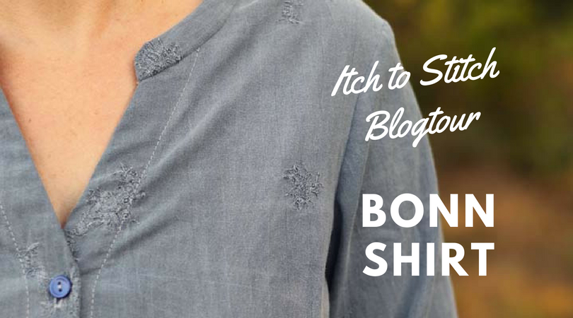 The Bonn shirt, ITS Blogtour