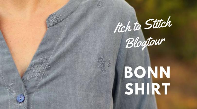 La chemise Bonn, ITS Blogtour