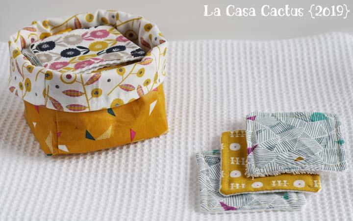 Lingettes removers DIY, La Casa Cactus