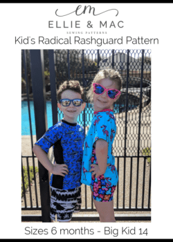 radical rashguard kids