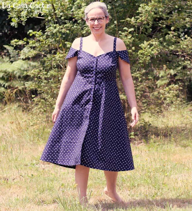 Kew dress, La Casa Cactus