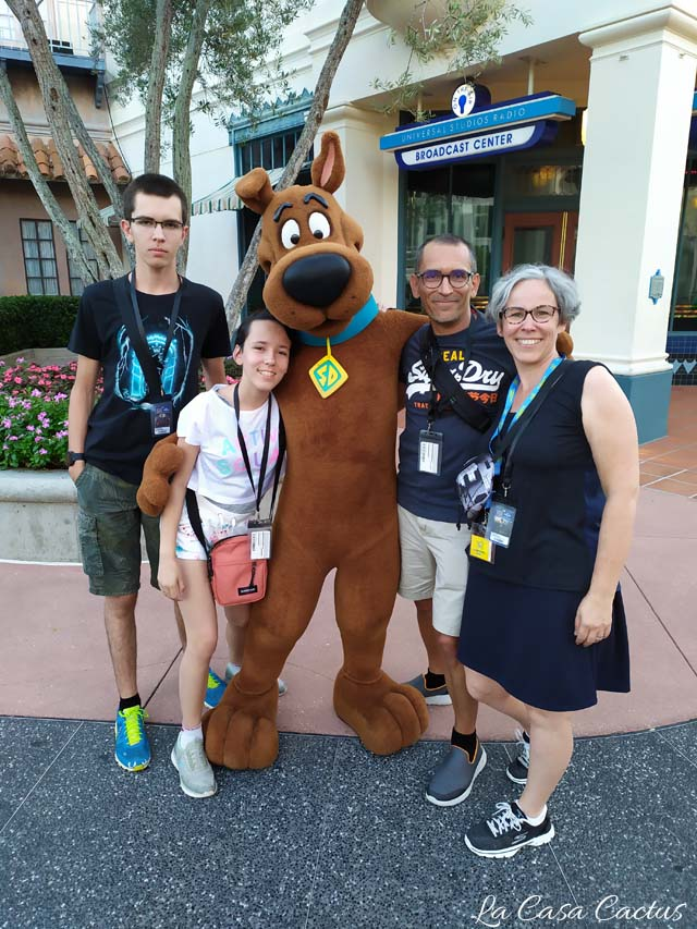 USF Scooby