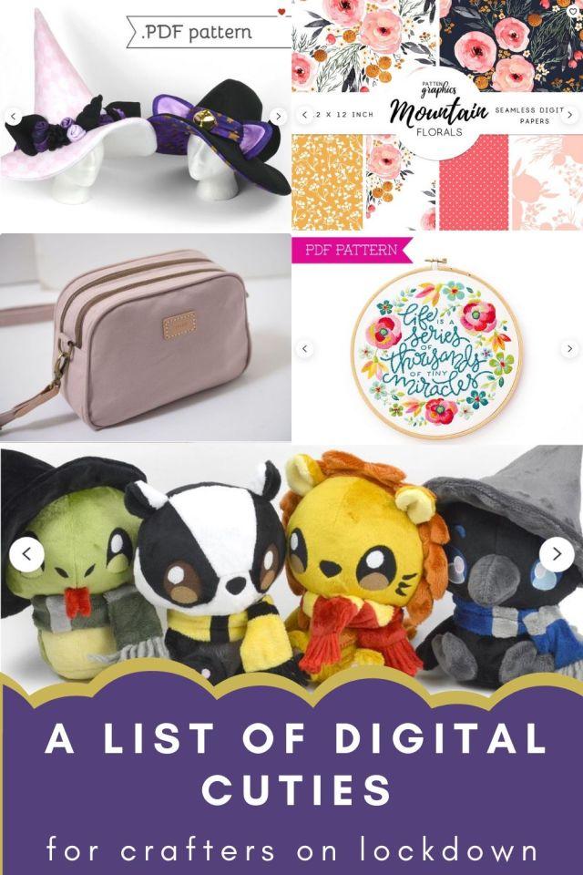 A list oF DIGital cuties