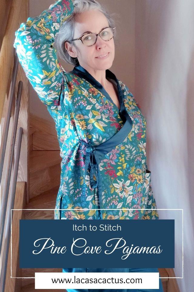 Pine Cove-Itch to Stitch, La Casa Cactus