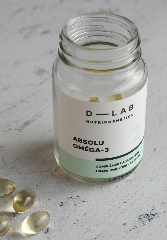 D-Lab absolu omega-3