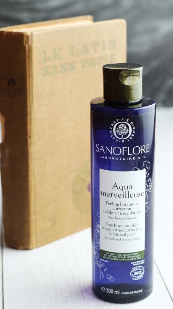 Sanoflore, Aqua Merveilleuse
