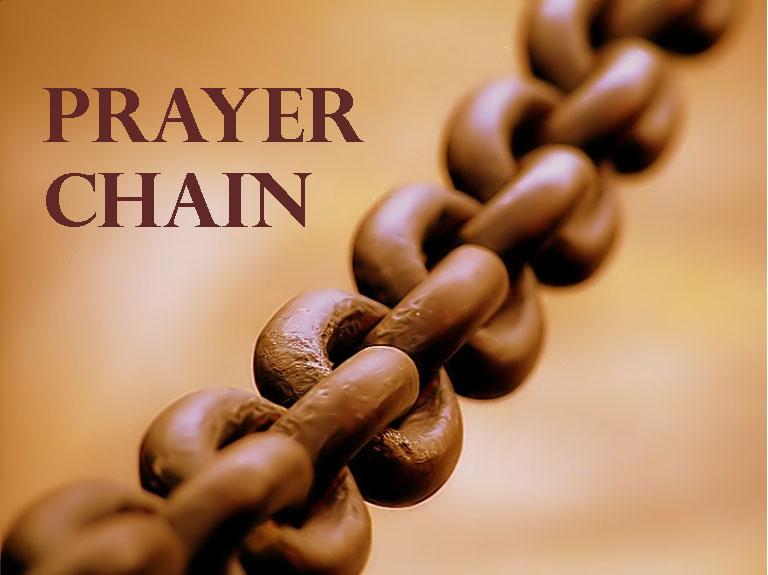 Email Prayer Chain  La Casa de Cristo Lutheran Church