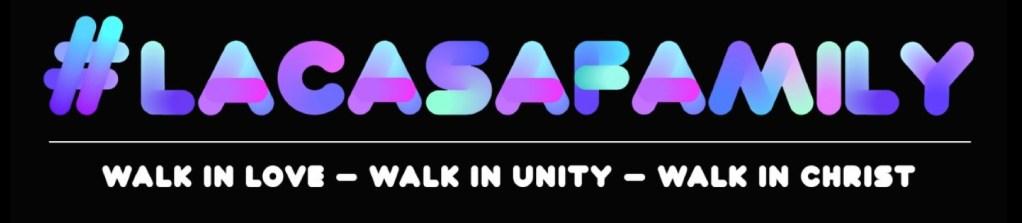 #LaCasaFamily Logo 002