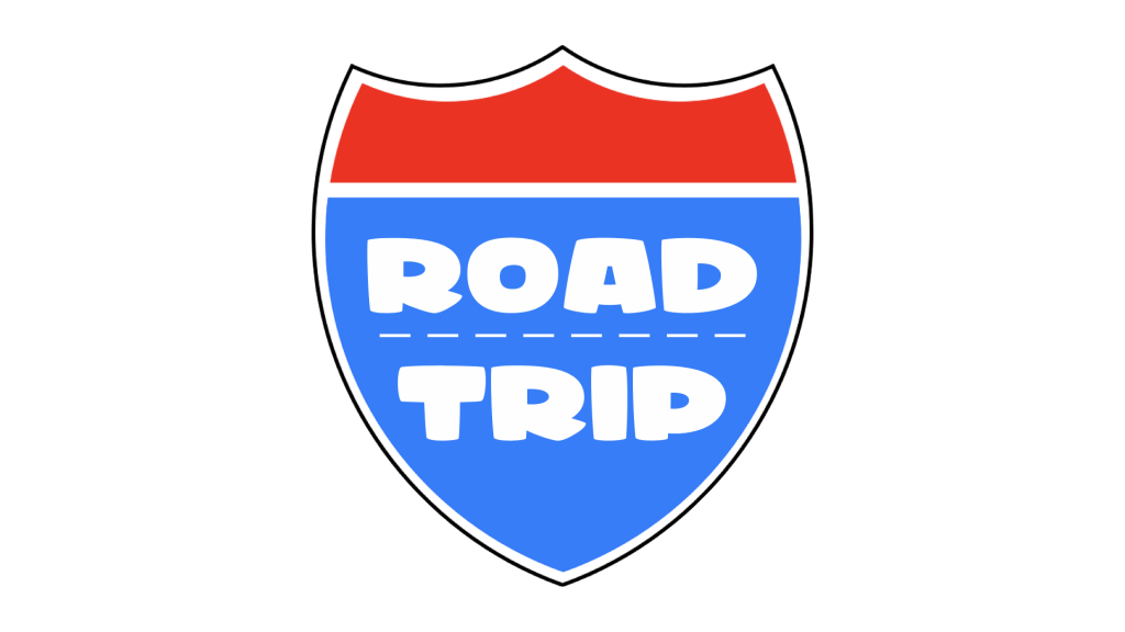 Road Trip Logo Vacation Bible Experience La Casa de Cristo Lutheran Church