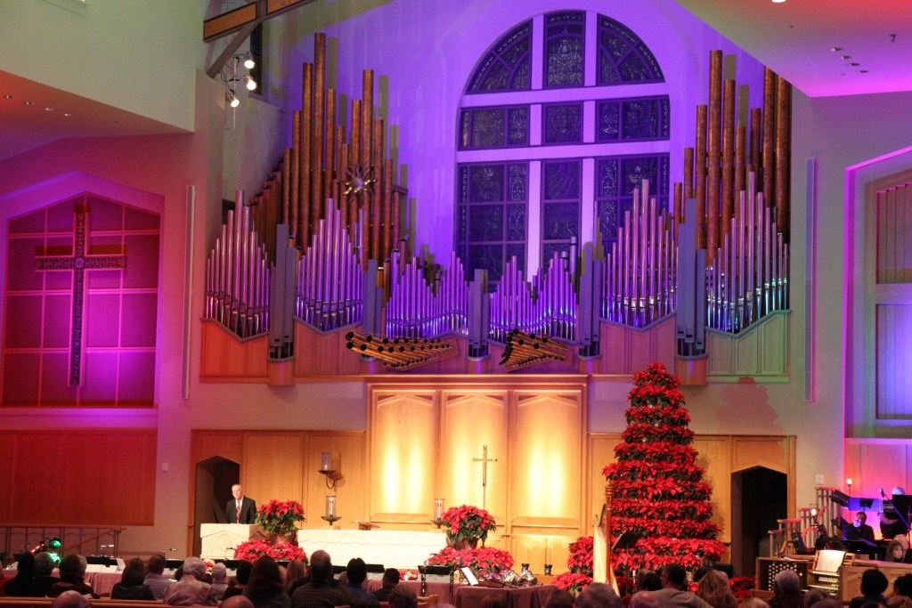 Christmas Cantata Special Traditional Worship in La Casa's Sanctuary on 6300 E Bell rd Scottsdale Arizona Music