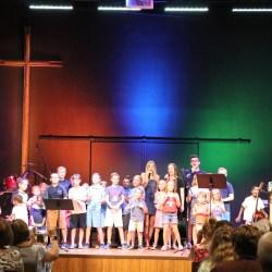 Contemporary Worship with the Youth at La Casa de Cristo in Phoenix Arizona