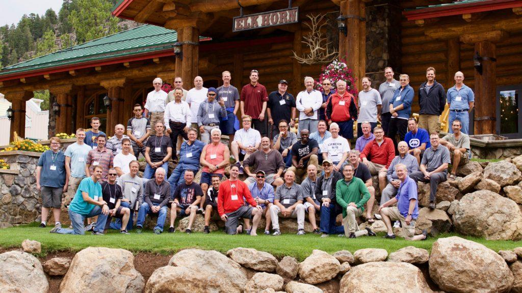 Men's Discipleship Groups - La Casa de Cristo Phoenix Arizona Lutheran Church Elk Horn Men's Retreat 2017