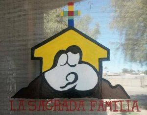 La Sagrada Familia - phoenix arizona lutheran church sister church to La Casa de Cristo