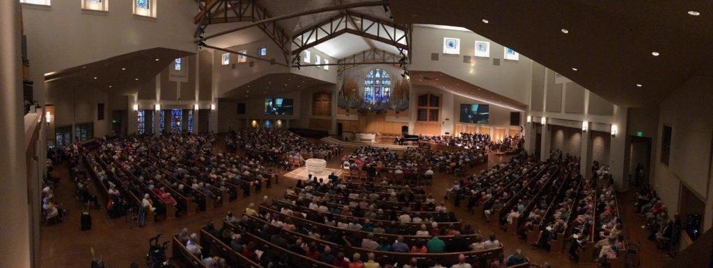 Scottsdale Philharmonic Concert | 10-13-2019 | La Casa de Cristo Scottsdale, Arizona Lutheran Church