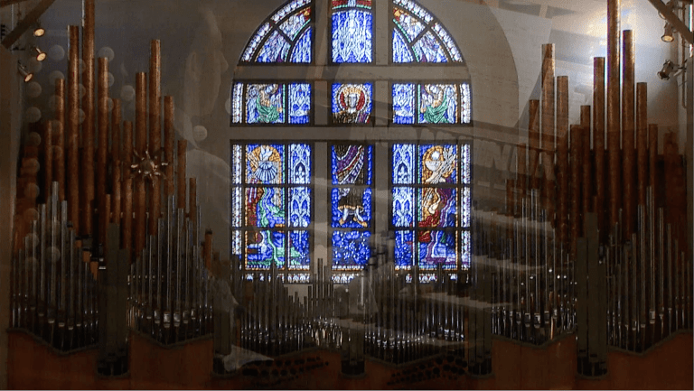 """Toccata and Fugue in D Minor"" 