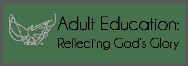 Gift tag - Adult Ed - 2020
