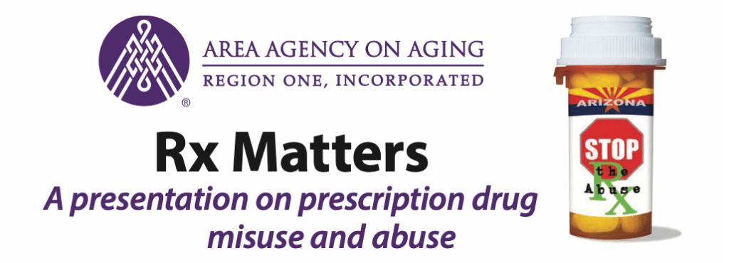 RX Matters Health and Wellness with Area Agency on Aging