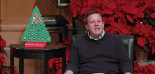 Enter Christmas As a Child - Pastor Matt Knopf Sermon 2020