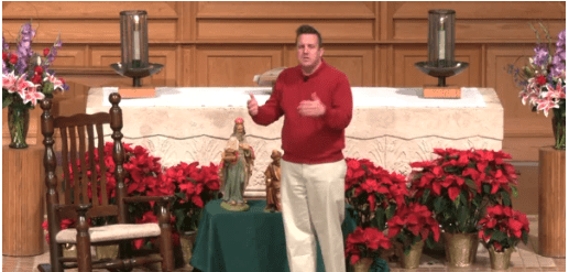 First Sunday of Christmas - Pastor Matt Knopf Sermon