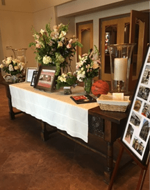 Memorial Services - serve your church