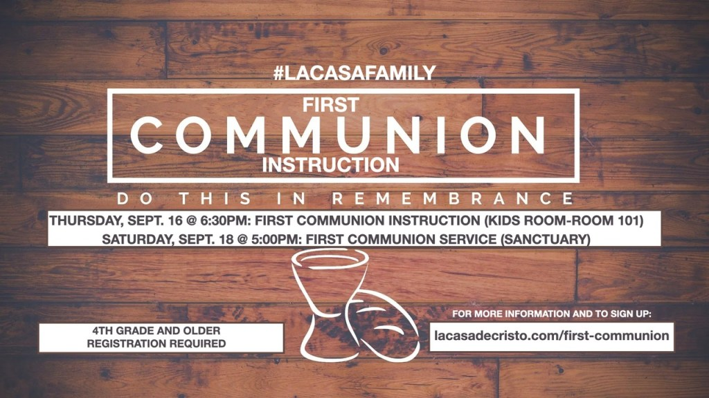First Communion do this in remembrance Fall 2021.002
