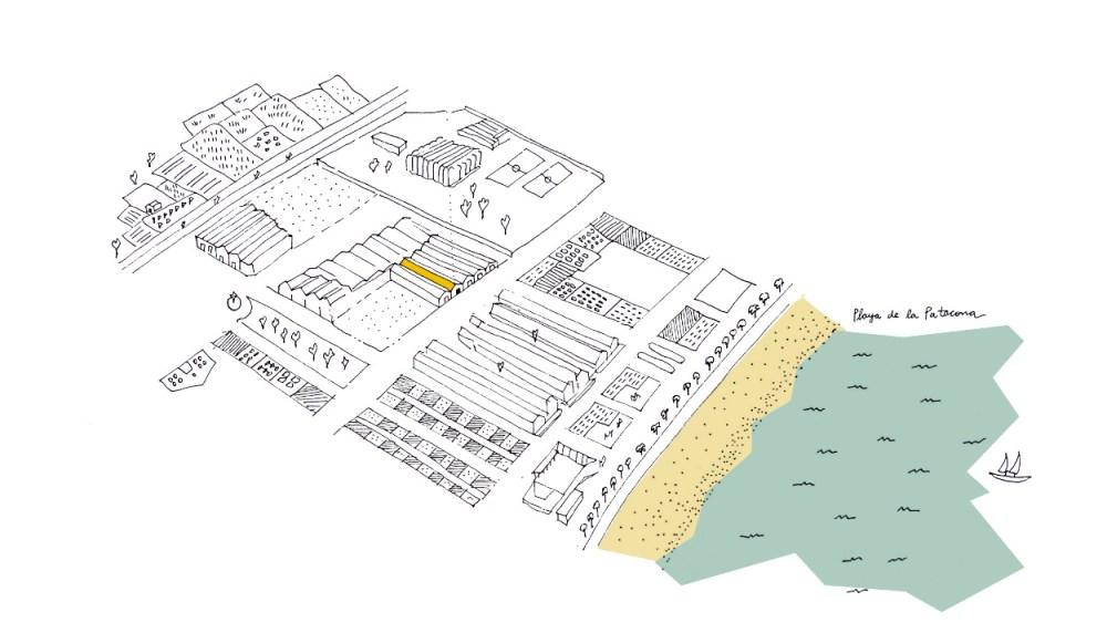 medium resolution of la casa de la mar
