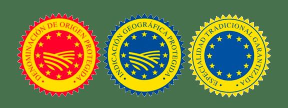Denominaciones de Origen e Indicaciones Geográficas Protegidas