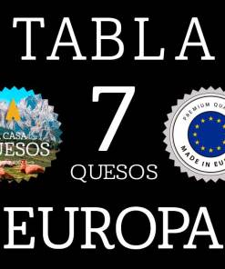 Tabla Queso Europeo