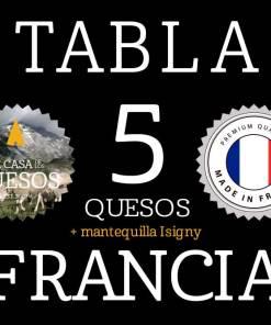 Tabla Queso Francés