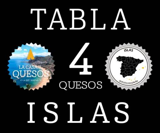 Tabla Queso Islas