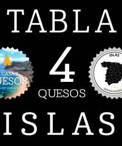 Tabla Queso Islas