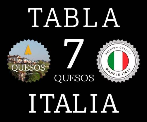 Tabla Queso Italiano