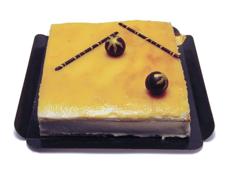 Tarta de Nata Trufa y Chocolate