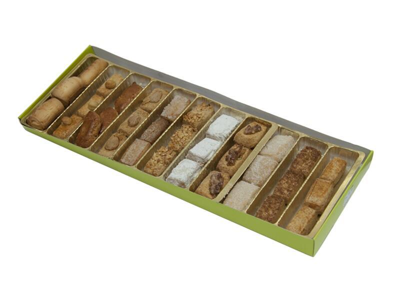 Caja de Pastas especiales estilo pueblo