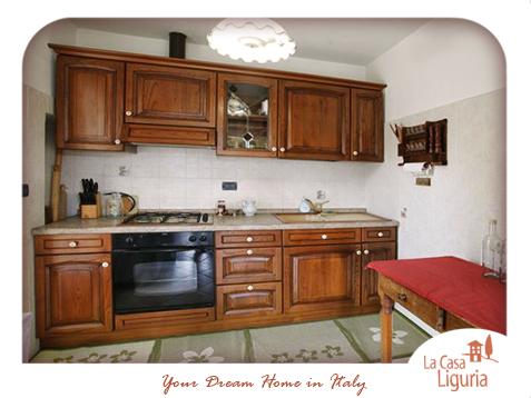 Spotlight Casa Viola  La Casa Liguria