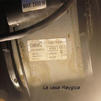 Limpiar botellas la casa maygica - Limpiar campana extractora ...