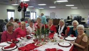 Grandmothers Club High Tea
