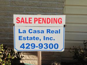 LaCasa Pending Sale