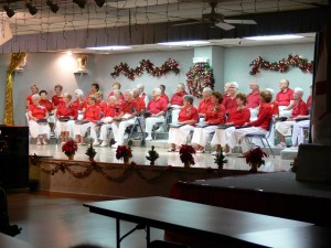 Voices of La Casa Christmas