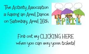 April 2016 dance slider