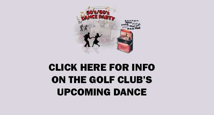 Golf Club Dance Feb 24, 2018