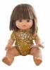 Chloé poupée minikane barboteuse retro lou