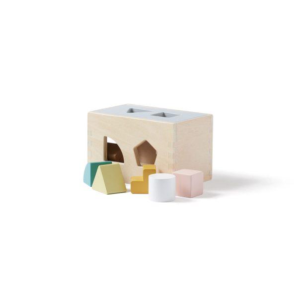 boite à formes en bois Kids concept