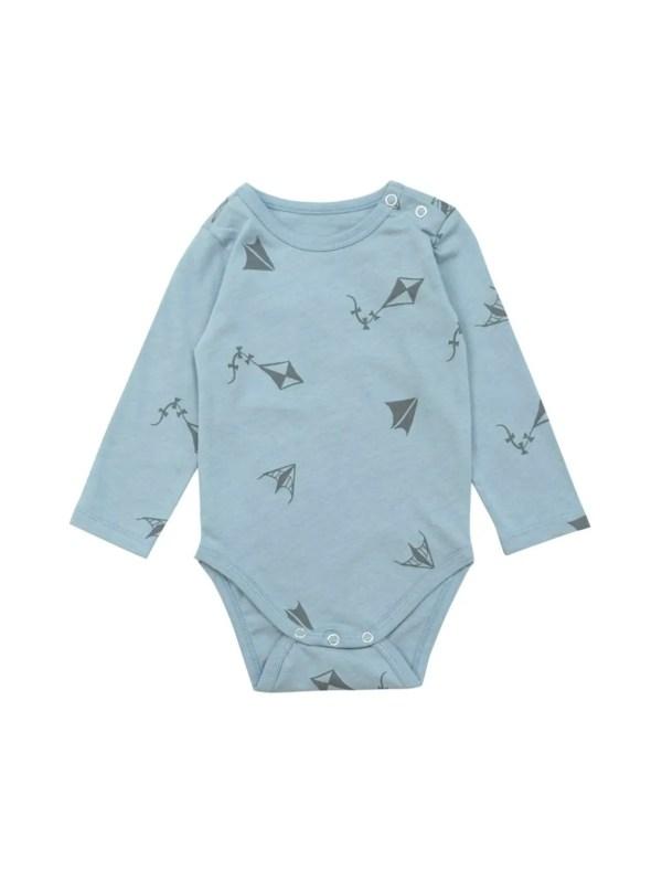 Body bébé cerf-volant coton bio vêtement bébé