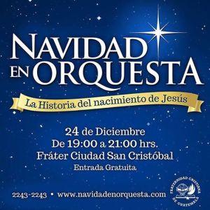 Navidad en Orquesta