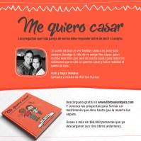 Recomendación de Josh Morales de Miel San Marcos del libro Me Quiero Casar del Pastor Alex López