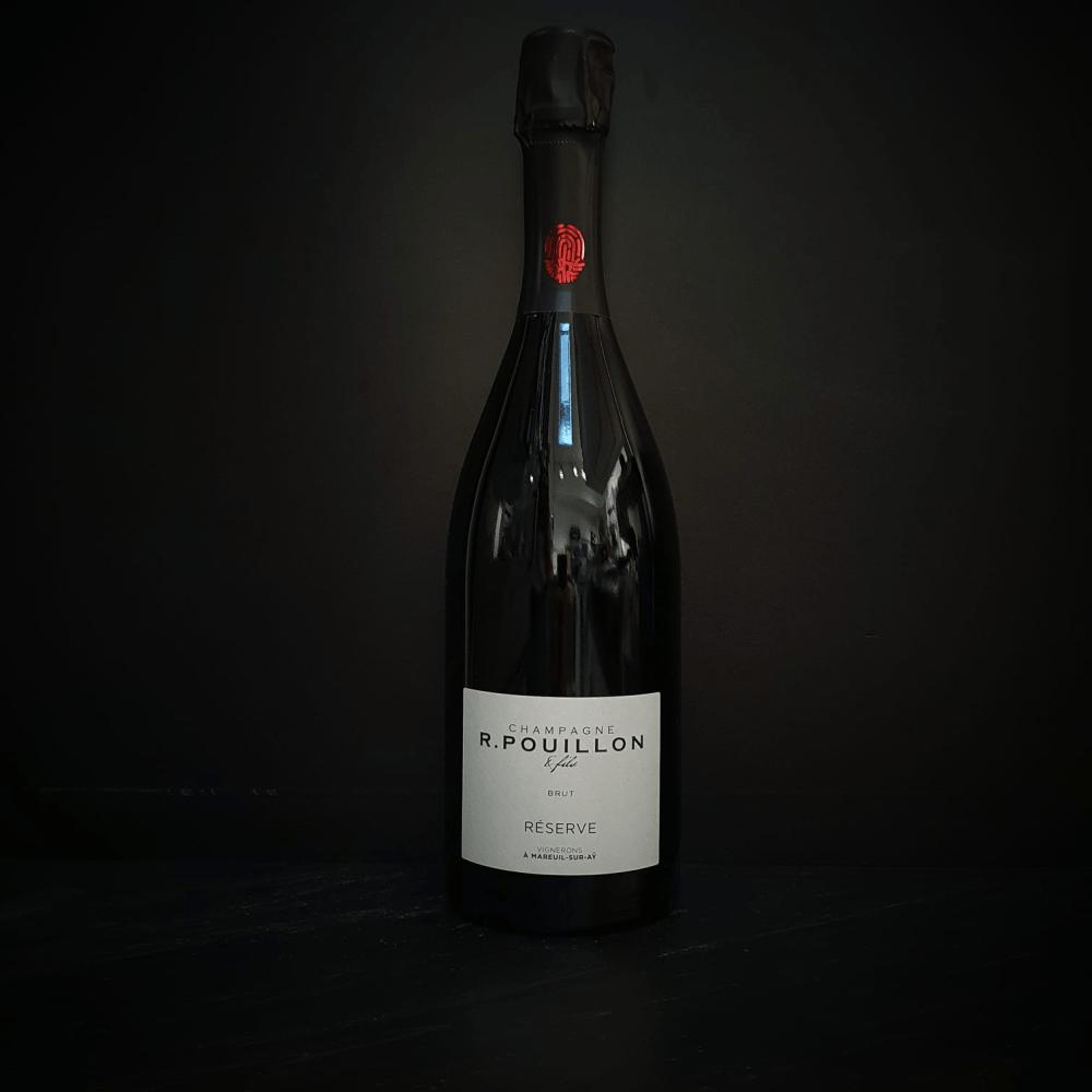 AOC Champagne - Réserve - R. Pouillon & Fils