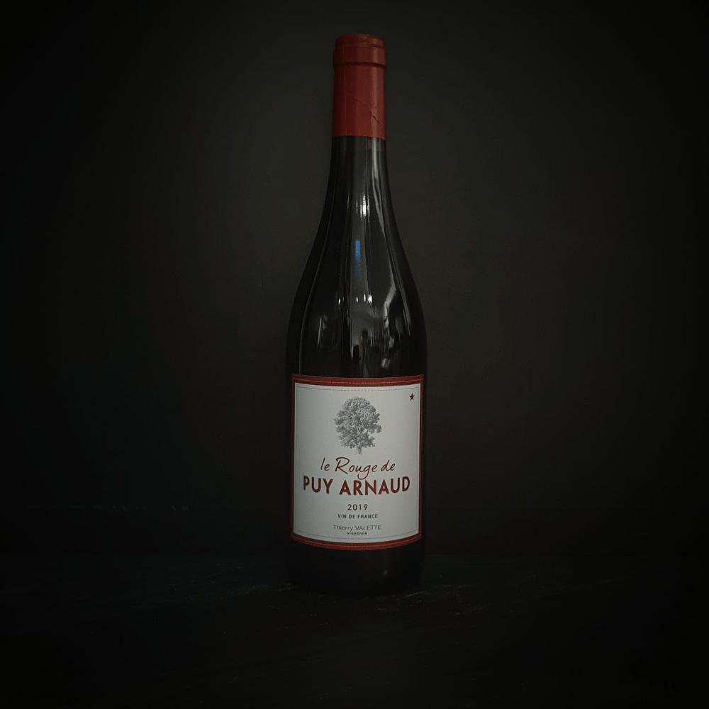 VDF - Le Rouge de Puy Arnaud - Thierry Valette