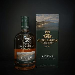Whiskys : Single Malt Scotch Whisky - Glenglassaugh - Revival (Highland)